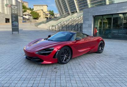 Продажа McLaren 720S