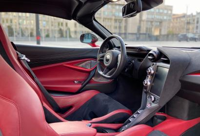 Продажа гиперкара McLaren 720S '2018 в Киеве