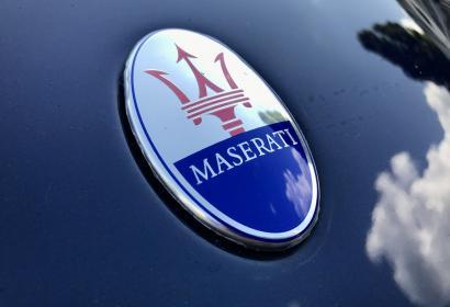 Продажа официального купе Maserati GranTurismo '2008 в Киеве