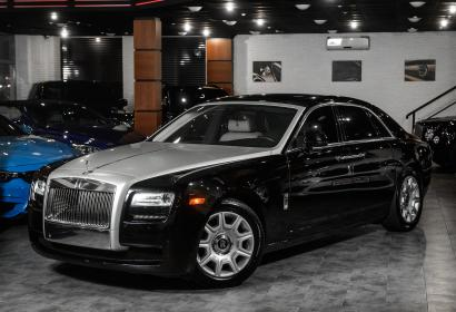 Продажа роскошного седана Rolls-Royce Ghost '2013 в Одессе