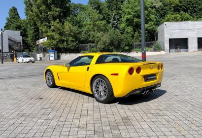 Продажа легендарного Chevrolet Corvette '2008 в Киеве