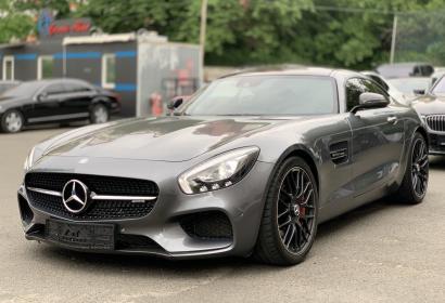 Продажа спорткара Mercedes AMG GTs V8 '2016 в Киеве