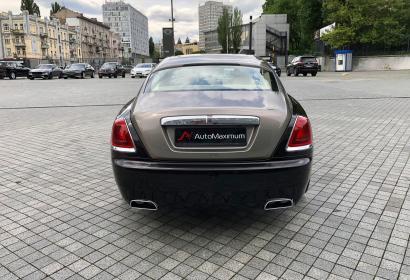 Продажа официального Rolls-Royce Wraith '2014 в Киеве