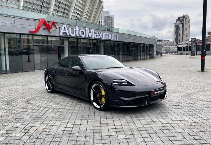 Продажа нового Porsche Taycan Turbo S '2020 в Киеве