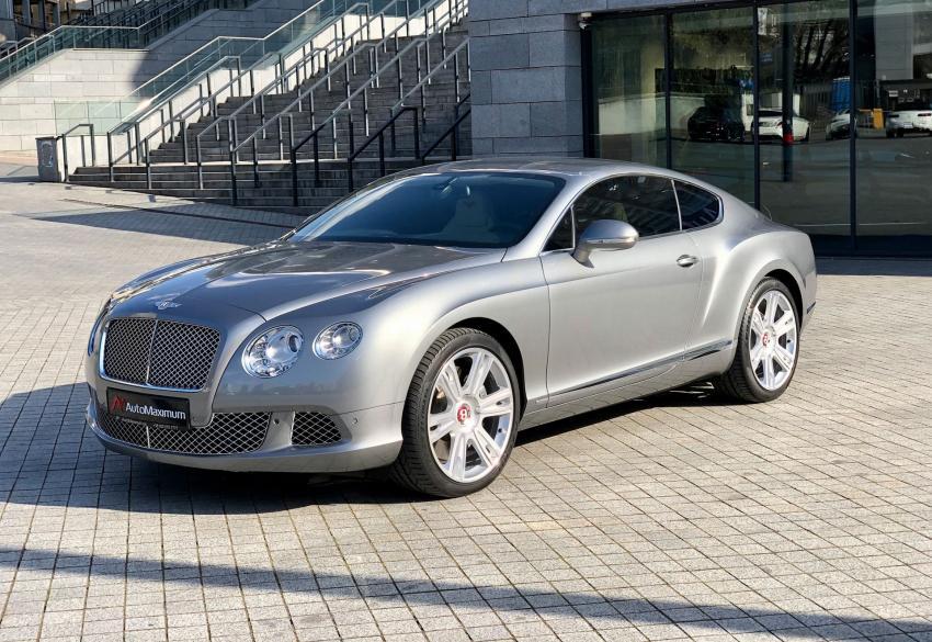 Продажа купе люкс класса Bentley Continental GT '2014 в Киеве