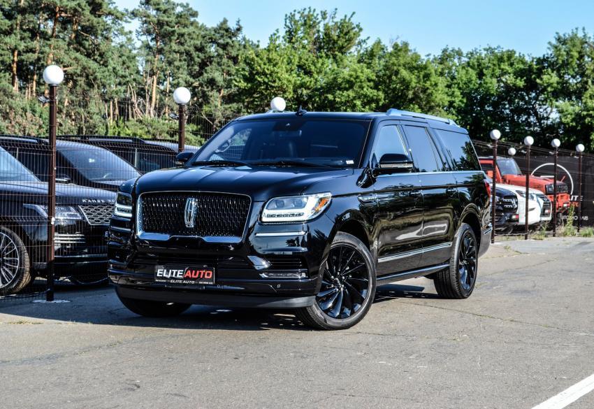 Продажа нового Lincoln Navigator '2020 в Киеве