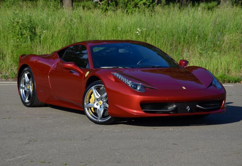 Продажа спорткара Ferrari 458 Italia (Феррари 458 Италия) '2012 в Киеве