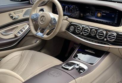 Продажа Mercedes Benz S class 63 AMG 4matic '2018 в Киеве