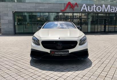 Продажа купе Mercedes S 63 AMG Brabus 850 Edition 1 '2016 в Киеве