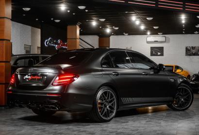 Продажа спортивного Mercedes Benz E 63 AMG S Edition 1 '2018 в Одессе