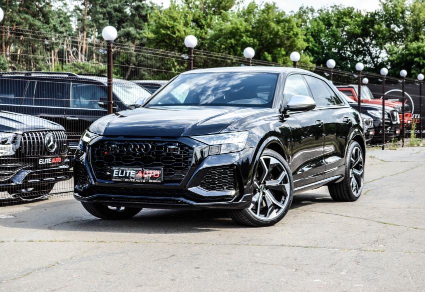 Продажа нового «заряженного» кроссовера Audi Q8 RS '2020 в Киеве