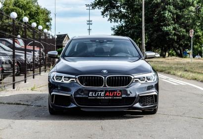 Продажа BMW 5-Series M 550i AT xDrive '2018 в Киеве
