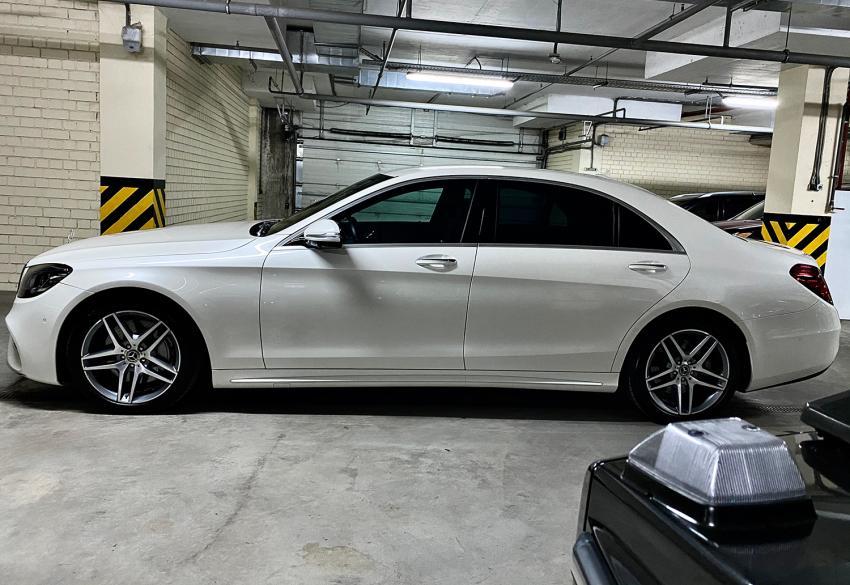Продажа Mercedes Benz S400d Long AMG 4Matic '2018 в Киеве