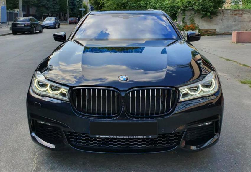 Продажа BMW 7-Series 750Li AT xDrive M-paket '2017 в Киеве