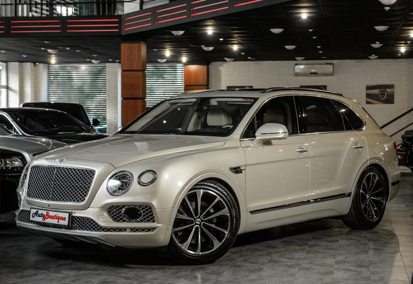 Продажа внедорожника Bentley Bentayga W12 '2018 в Одессе
