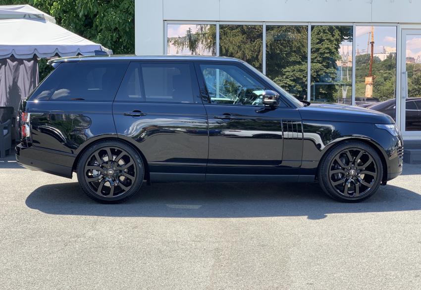 Продажа нового Land Rover Range Rover Autobiography Black '2020 в Киеве