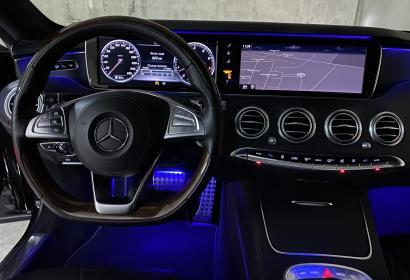 Продажа официального купе Mercedes S 500 Coupe AMG 4Matic '2015 в Киеве