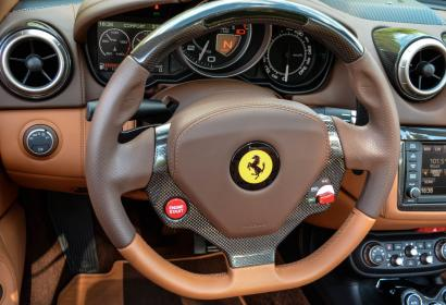 Продажа кабриолета Ferrari California '2013 в Киеве
