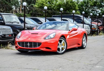 Продажа Ferrari California