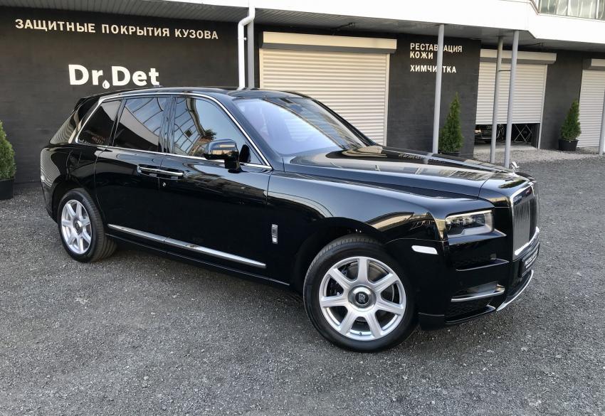 Продажа официального Rolls Royce Cullinan '2019 в Киеве
