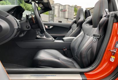 Продажа кабриолета Jaguar F-Type '2013 в Киеве