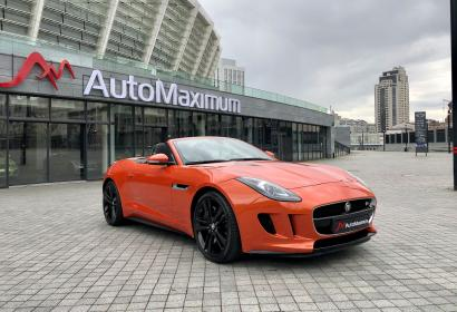Продажа Jaguar F-Type