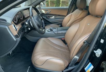 Продажа люкс седана Mercedes S 63 AMG 4Matic '2014 в Киеве