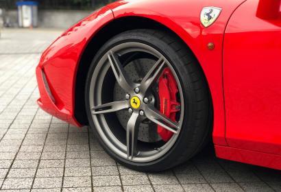 Продажа спорткара Ferrari 458 Italia Speciale '2010 в Киеве