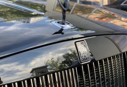 Продажа Rolls-Royce Ghost в эксклюзивной версии Black Badge '2018 в Киеве
