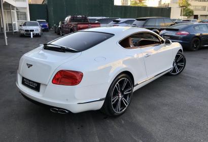 Продажа купе Bentley Continental GT '2012 в Киеве