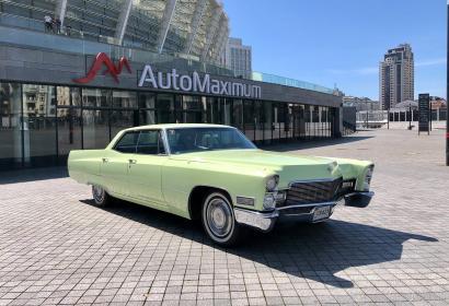 Продажа Cadillac Deville