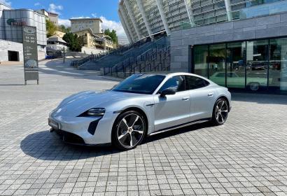 Продажа Porsche Taycan