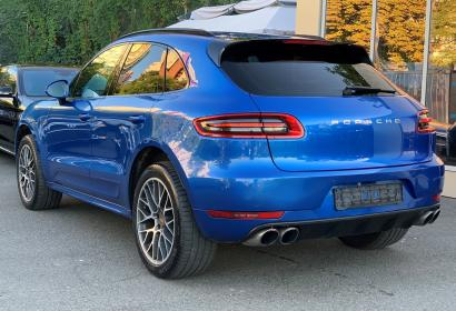 Продажа кроссовера Porsche Macan S Diesel '2014 в Киеве