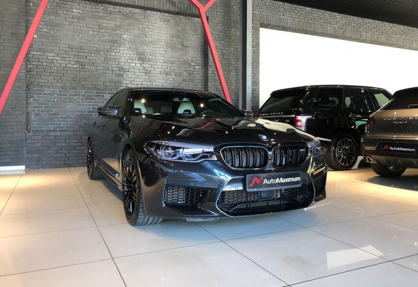 Продажа заряженной BMW M5 '2018 в Одессе