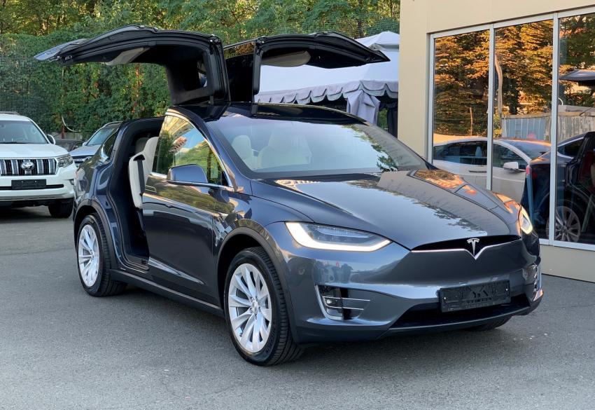 Продажа новой Tesla Model X 100 D Europa '2020 в Киеве