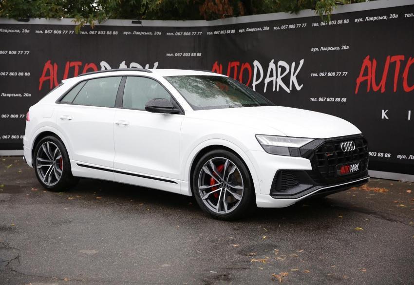 Продажа нового кроссовера Audi SQ8 4.0 TDI quattro '2020 в Киеве