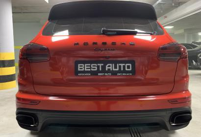 Продажа официальный Porsche Cayenne Exclusive '2016 в Киеве