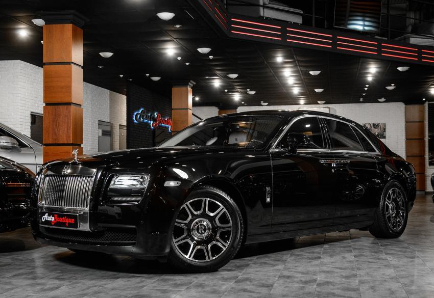 Продажа люкс седана Rolls-Royce Ghost '2013 в Одессе