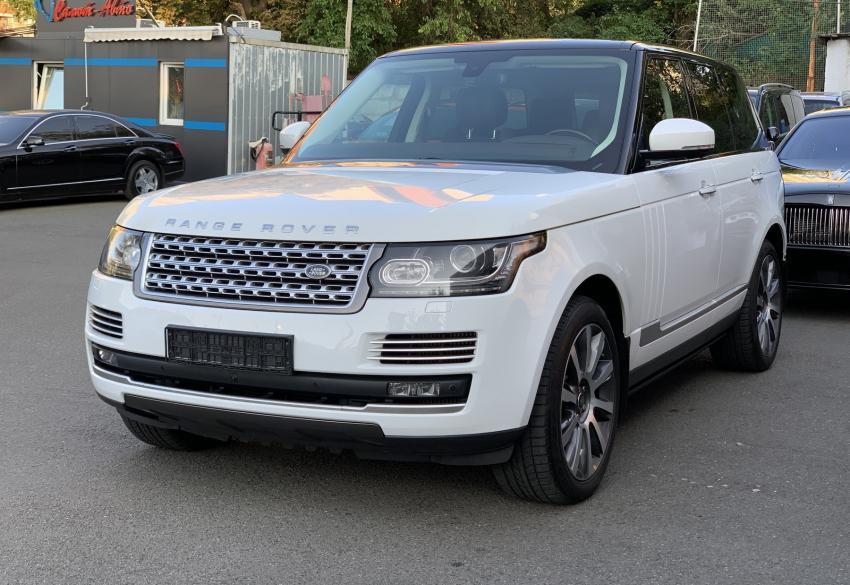 Продажа дизельного Land Rover Range Rover Autobiography '2016 в Киеве