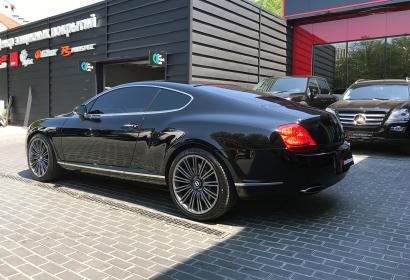 Продажа купе Bentley Continental GT Speed '2008 в Одессе