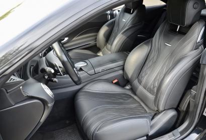Продажа купе Mercedes-Benz S-Class 63 AMG '2014 в Киеве