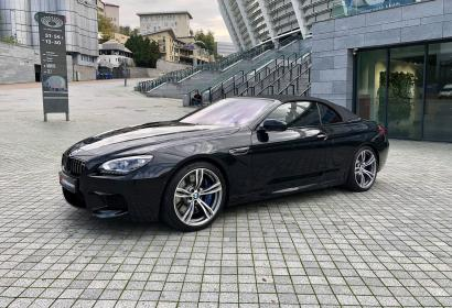Продажа BMW M6 Convertible
