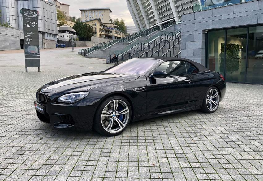 Продажа кабриолета BMW M6 '2012 в Киеве