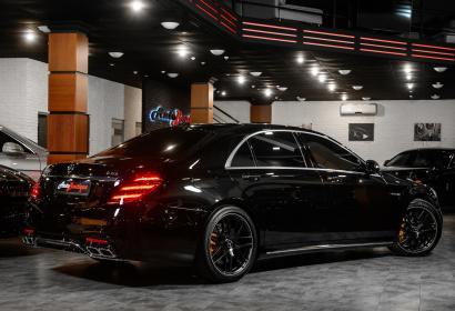 Продажа Mercedes Benz S 63 AMG 4Matic (C217) V8 '2018 в Одессе
