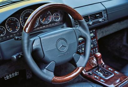 Продажа коллекционногоMercedes-Benz SL 73 AMG AT R129 '1997 в Киеве
