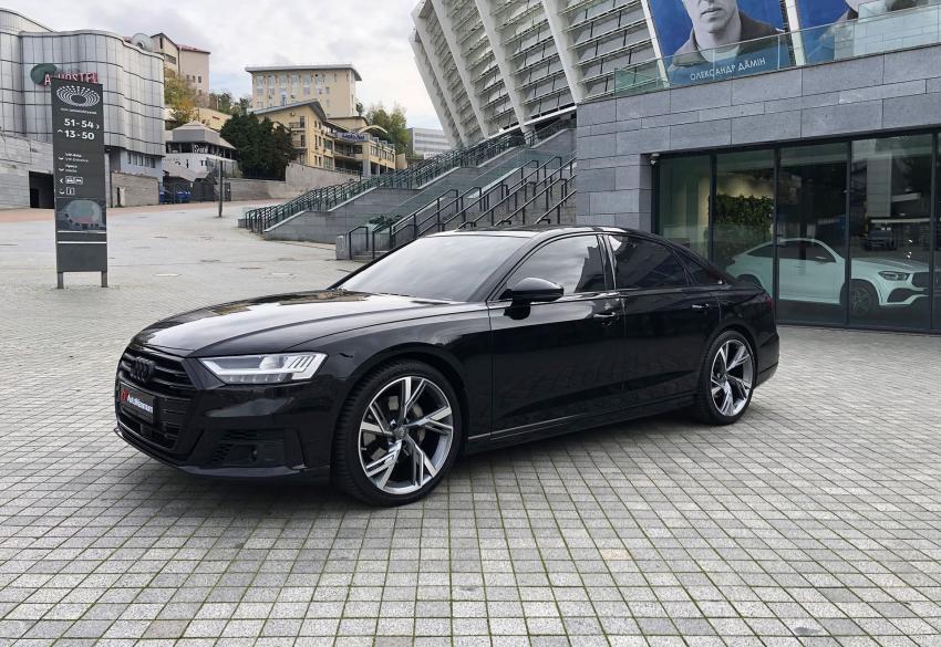 Продажа люкс седана Audi A8 S-line3.0 TDI quattro '2018 в Киеве