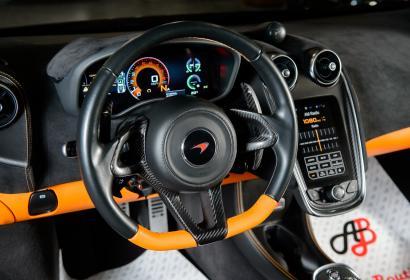 Продажа суперкара McLaren 570 S '2017 в Одессе