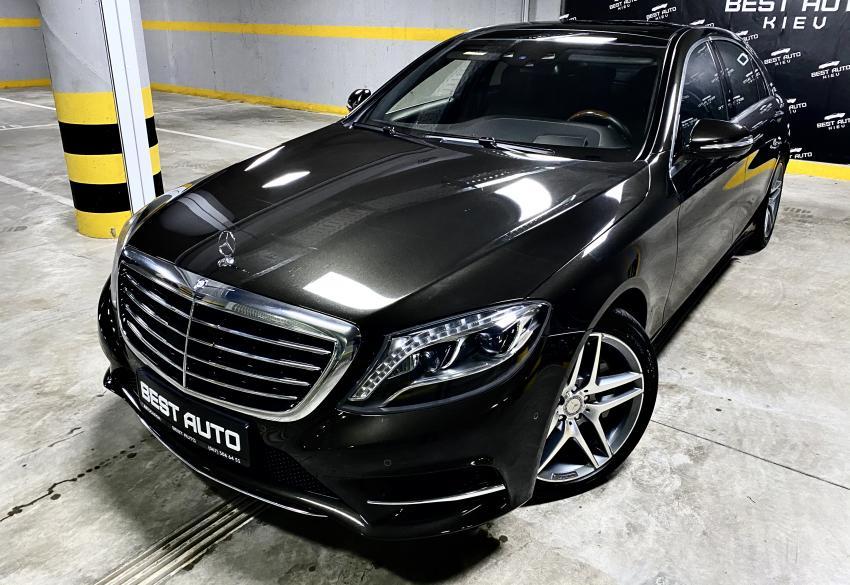 Продажа официального Mercedes S 500 AMG Long 4Matic '2016 в Киеве