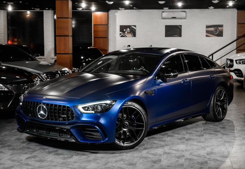 Продажа спортивного Mercedes-Benz AMG GT 63 '2019 в Одессе