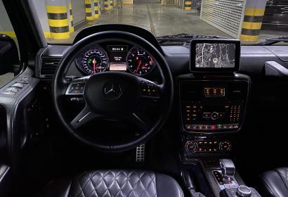 Продажа официальный Mercedes Benz G 6.3 ///AMG '2013 в Киеве